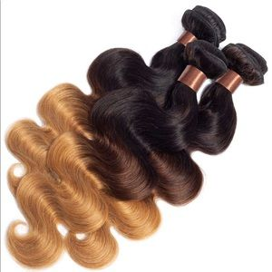 Blackmoon Hair Extensions 18/18/20 inch